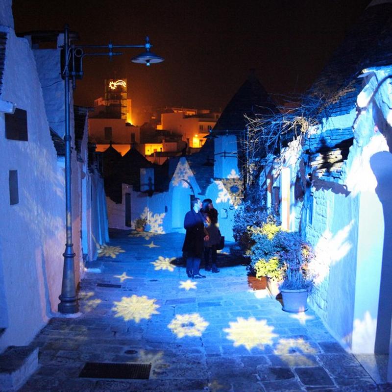 Alberobello - Notte