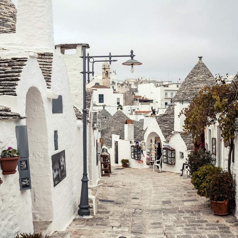 Alberobello - Viuzze
